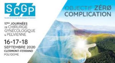 MAINTIEN DU CONGRES ANNUEL DE LA SCGP 16 – 17 – 18 SEPTEMBRE 2020 ! CLERMONT FERRAND- POLYDOME